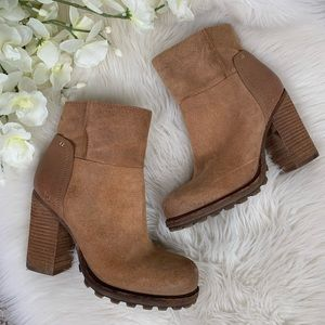 Sam Edelman | Franklin Bootie in Whiskey 8.5